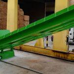 Elevador de carga para contenedores marítimos